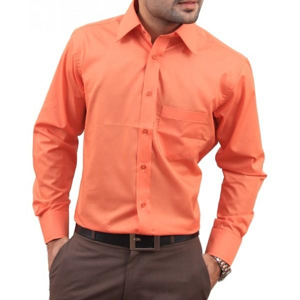 Coral Men Formal Shirt