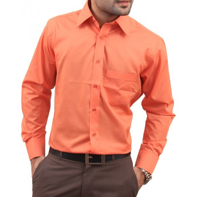 Coral men formal shirt for Coral shirts for guys