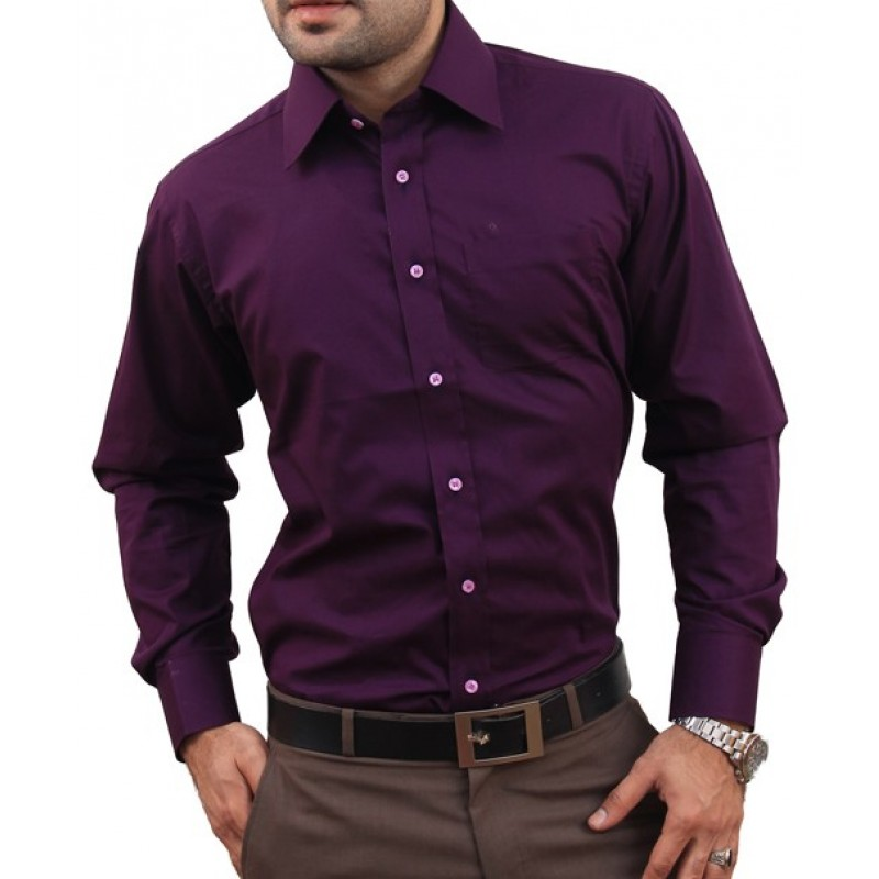 Free shipping BOTH ways on Shirts & Tops, Purple, Men, from our vast selection of styles. Fast delivery, and 24/7/ real-person service with a smile. Click or call