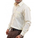 Ivory Men Formal Shirt