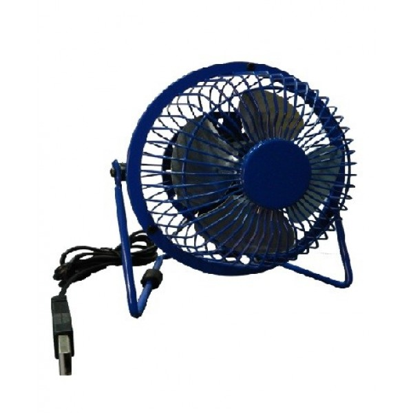 Yolimi USB Mini Fan 4 Inch