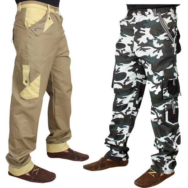 Cargo Trousers Bundle 412