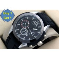 Armani AX 1211 Black Watch