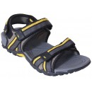 FRT Gray And Yellow Sandal