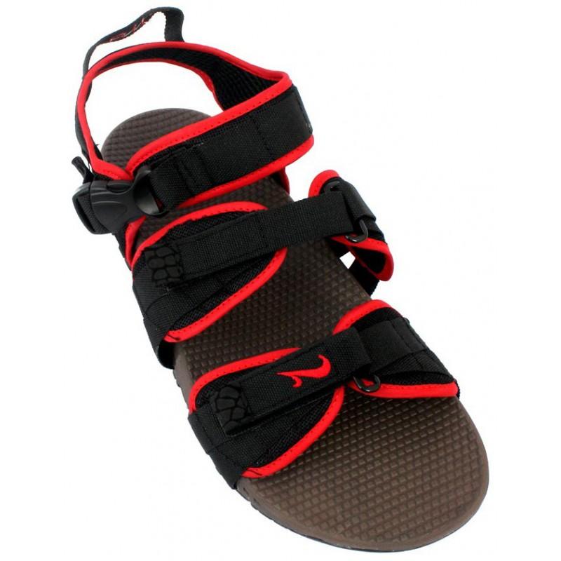 6ecac3ec66dd Buy Nike Red Black Tri Strap Sandal Online in Pakistan - Shopism.pk