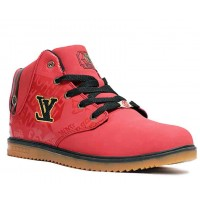 Louis Vuitton Red Fashion Casual Shoes