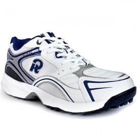 White Blue High Quality Style Sport Shoes