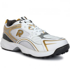 White Golden High Quality Style Sport Shoes