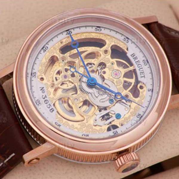 Breguet Depuis 1775 Skeleton Watch