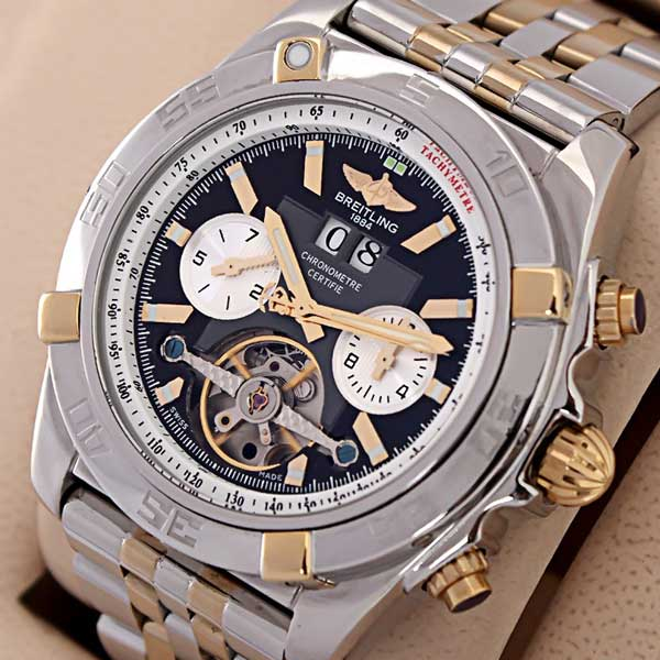 Breitling For Bentley Price In Pakistan: Buy Breitling For Bentley Mulliner Tourbillon Chronograph