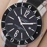 Bvlgari Roma CarbonGold Two Tone Watch