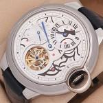 Cartier Ballon Bleu Flying Tourbillon Skeleton Watch
