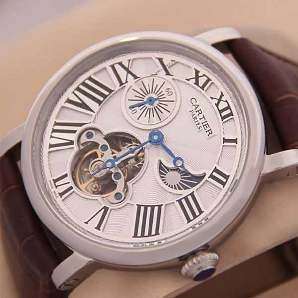 Cartier Paris Rotonde Grande Complication Watch