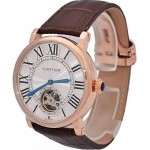Cartier Roman Ballon Bleu Flying Tourbillon Watch