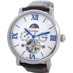 Cartier Roman Tourbillon Moonphase Watch