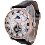 Cartier Rose Classic Moonphase Automatic Watch