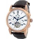 Patek Philippe Tourbillon Roman Marker Calendar Watch