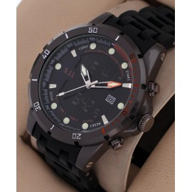 5.11 Tactical Series 3005 Black Strap Watch
