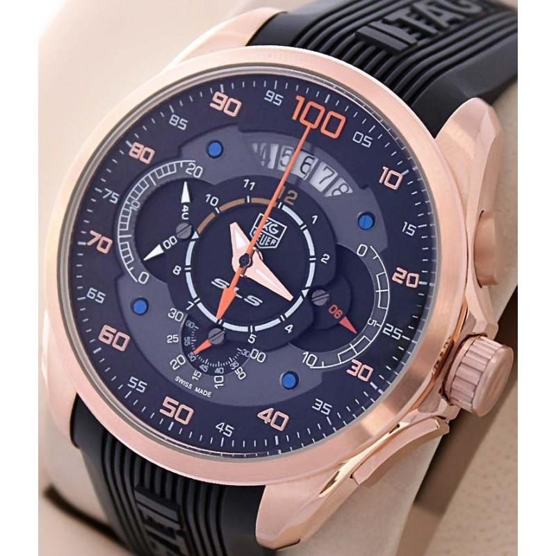 Buy tag grand carrera mercedes benz sls limited watch for Tag heuer grand carrera mercedes benz sls limited edition price