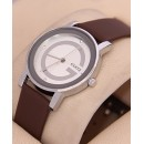 Gucci 1099 Brown Strap Watch