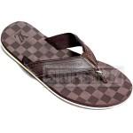 Louis Vuitton Choco Brown Flip Flop Slippers