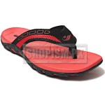 Red Sports Flip Flop Slippers