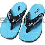 Sky Blue Sports Flip Flop Slippers