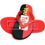 Youtube Red Flip Flop Slippers